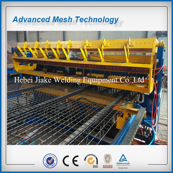 3-8MM Mesh Welded Machines for Concrete Reinforcing Slab Mesh (JK-FM-2500S)