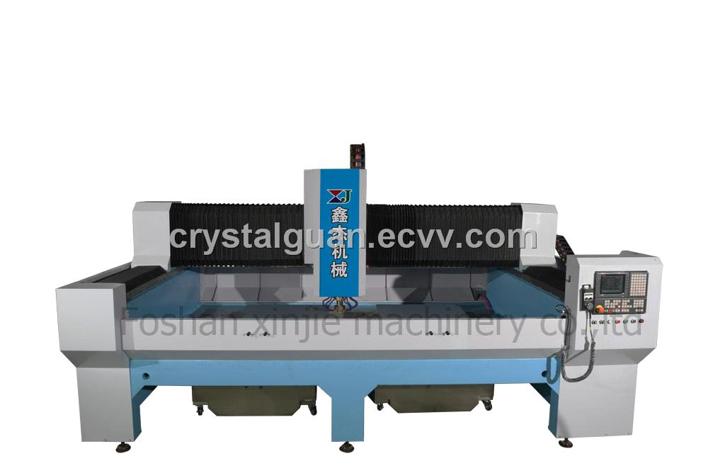CNC Glass edging machine