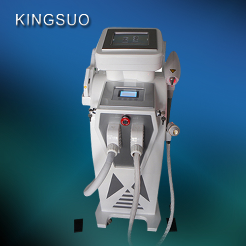 Multifunctional 3 Handles Painless IPL RF Elight Hair Removal Machine/ IPL Laser Hair Removal