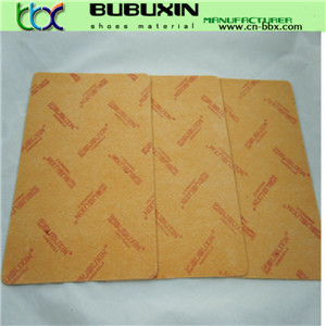 Shoe repair materials nonwoven fiber insole sheet sports shoes insole