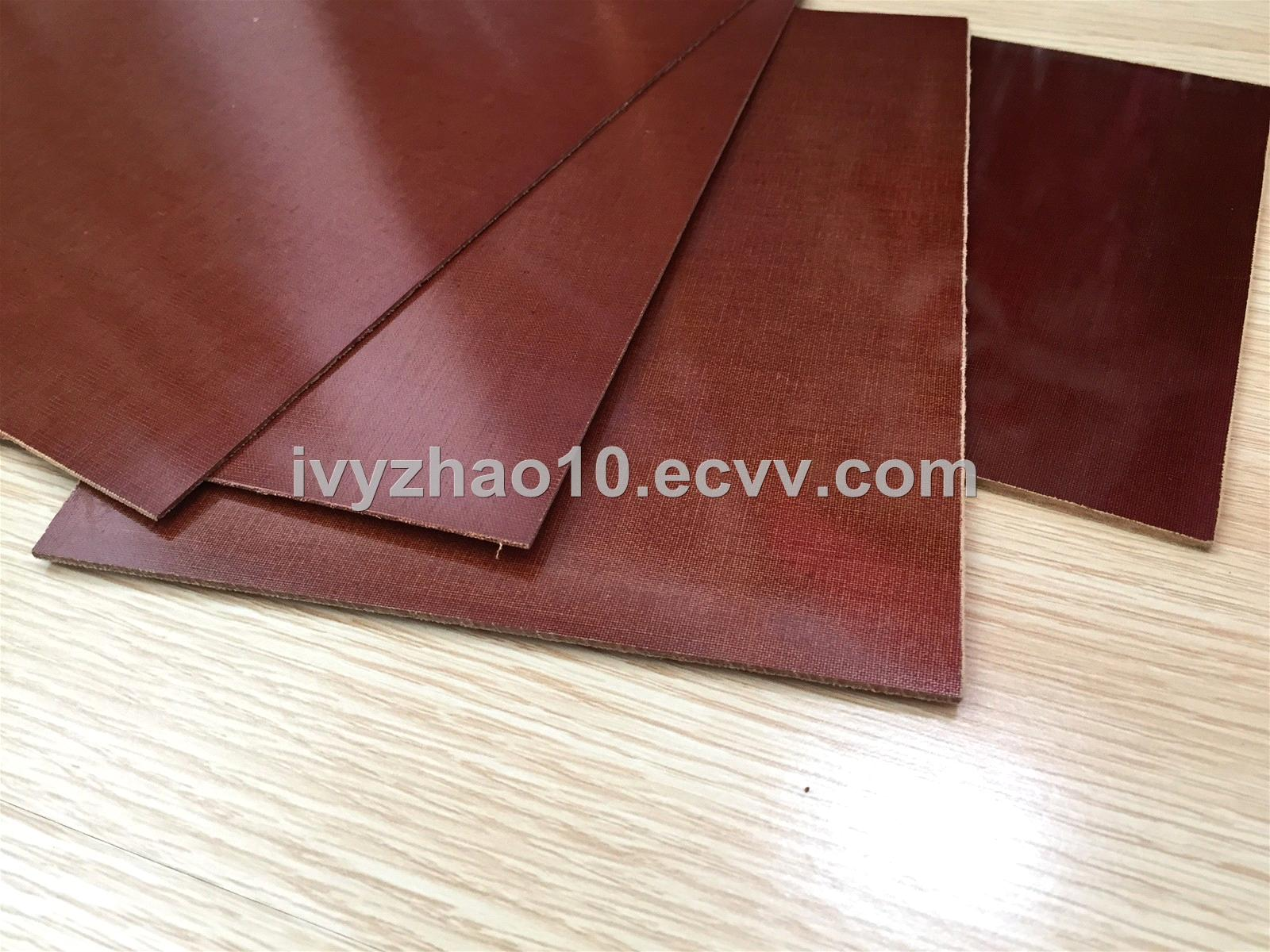 EN 60893-3-4: PFCC (Plates of cotton fabric with phenolic resin)