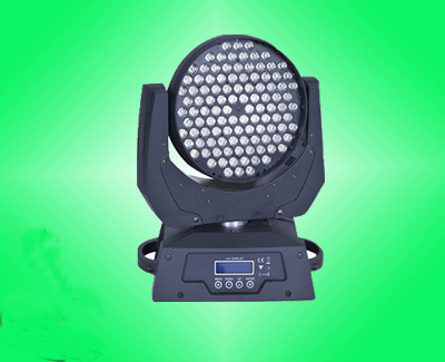 108*3W LED zoom moving head wash light