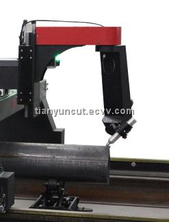 Square pipe or circle pipe cnc cutting machine