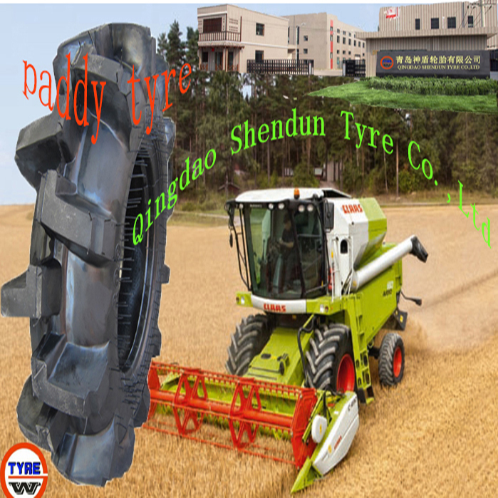 paddy tyre for tractor, combined harvester, Seeder, farmland,fertilizer,  water irrigation