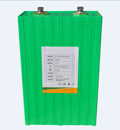 576V 400AH Electrical Car Battery Pack, Power Lithium Iron Phosphate Battery Cell