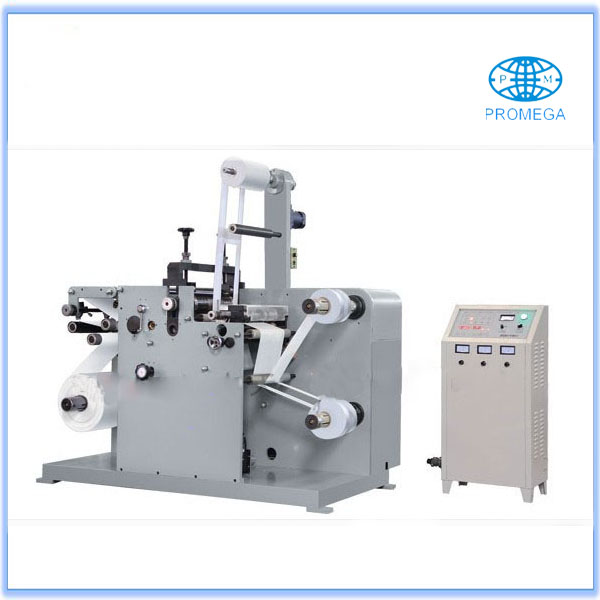 FQ330R/450R label slitting machine with rotary die-cutting function