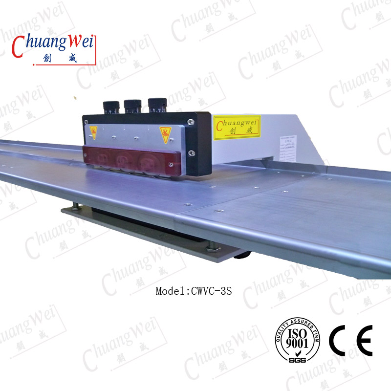 hot selling v-cut depaneling machine for PCB or aluminum board