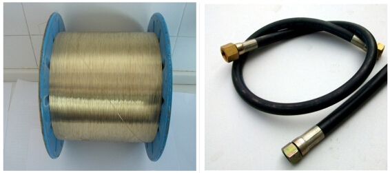 Picture Wire Steel Brass Coated