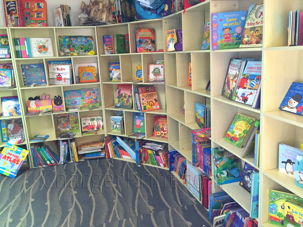 Custom Children Book Printing services