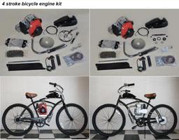4-stroke bicycle engine kit