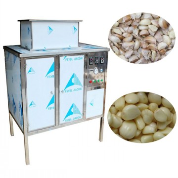 hot garlic peeling machine