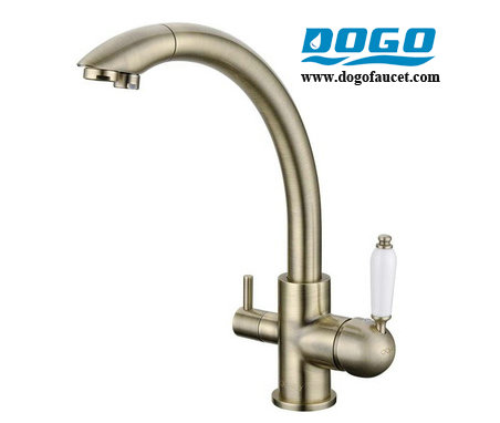 Skfirm SK-3304 3 way faucet with seperated channel for Purified water