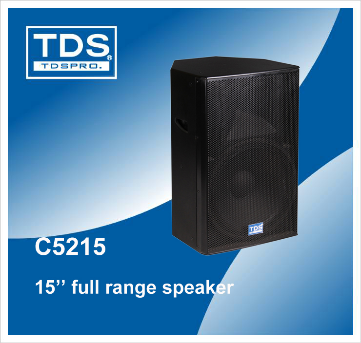 (C5215) Speaker With Stand For Disco Sound System