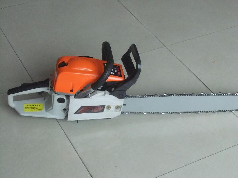 Gasoline Chain Saw machine for 58cc garden tools chain saw