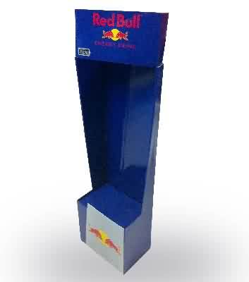 Exhibition Stand Advertising : Promotional advertising display exhibition paper cardboard