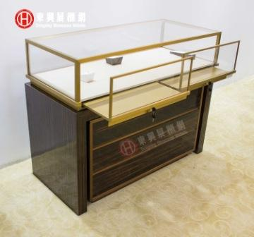 jewelry showcase, display showcase, product display counter ZH01