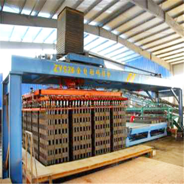 China Brand Manufacturer Easy Operation Brick Stacker System