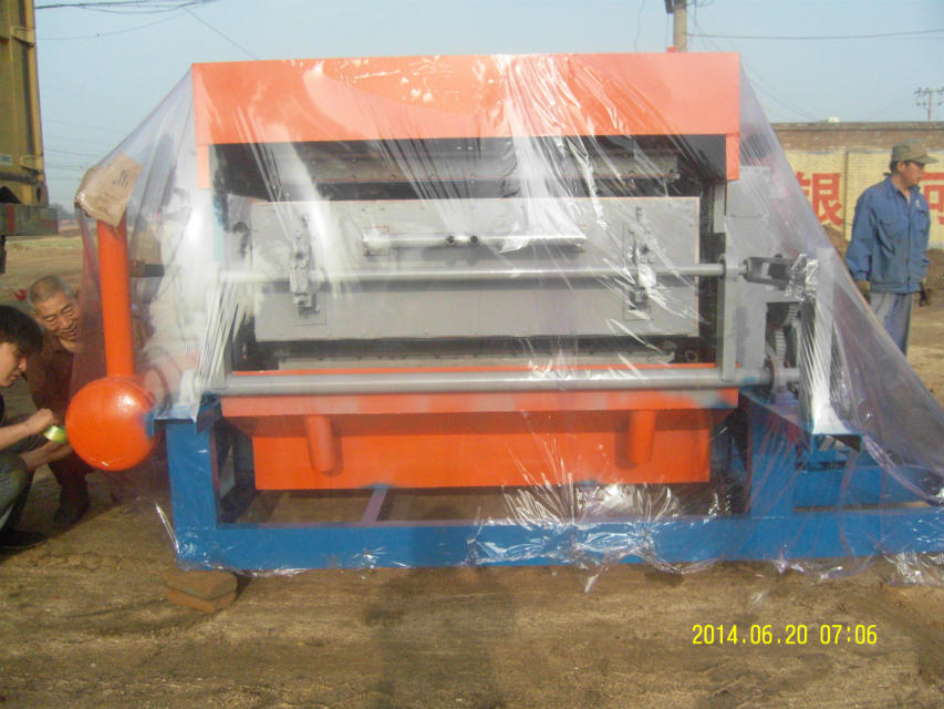 competitive price paper recycling egg tray making machine