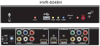 2016 Best Selling Product of  HDTV Recorder HVR-6048H