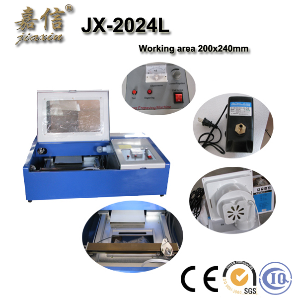 JX 2024L JIAXIN Rubber Stamp Making Machine With CE Purchasing Souring Agent