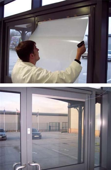 self adhesive smart glass  film(TPT)