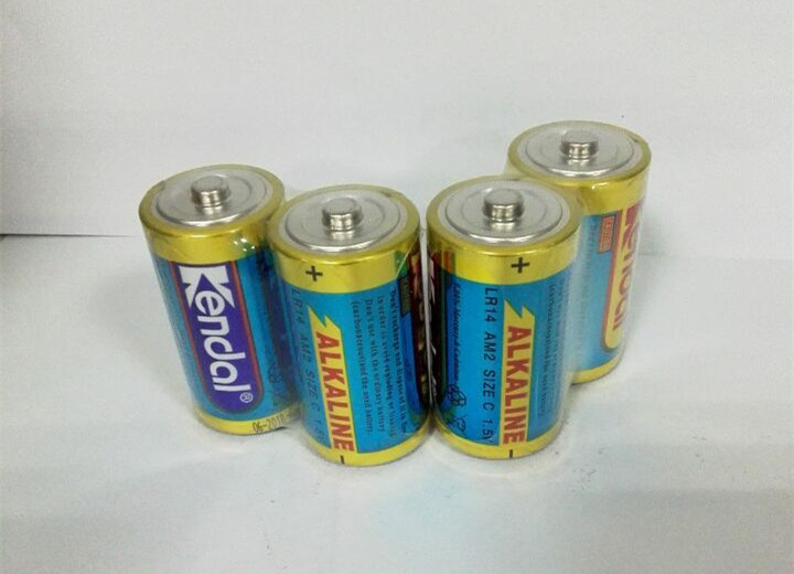 hot sale LR14 C alkaline battery