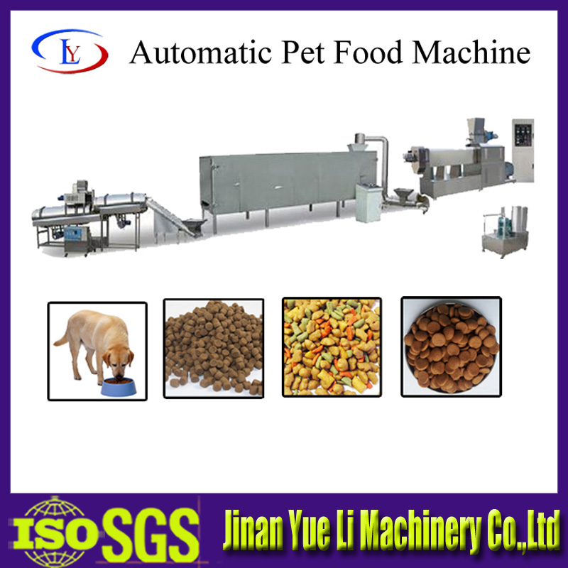 High quality Pet food machine/Production line