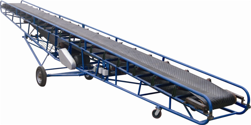 High Capacity Grain Seed Belt Conveyor On Sale