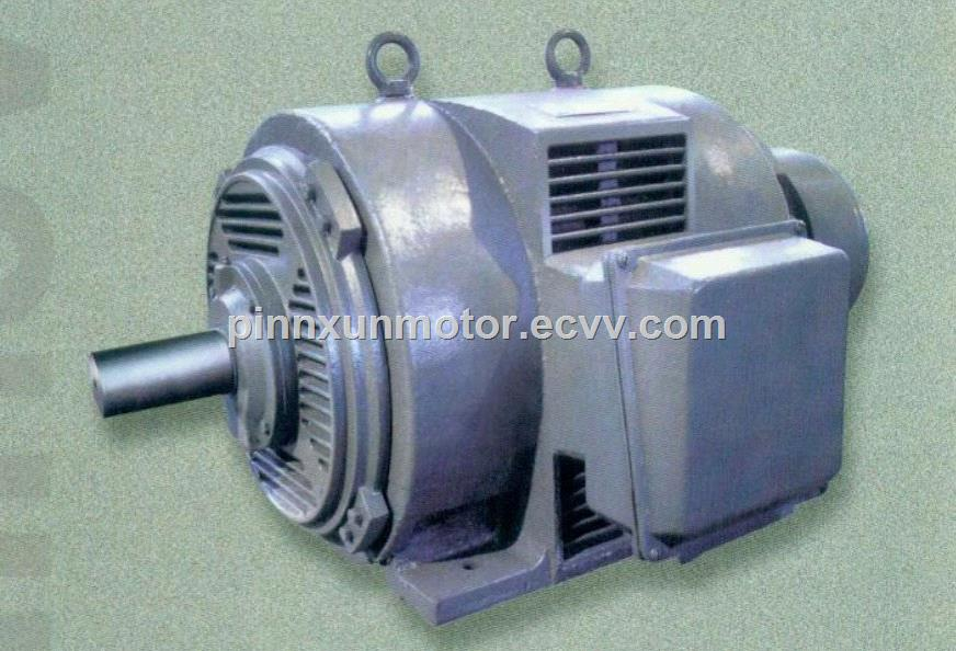 great quality YR3 efficient wound rotor motor