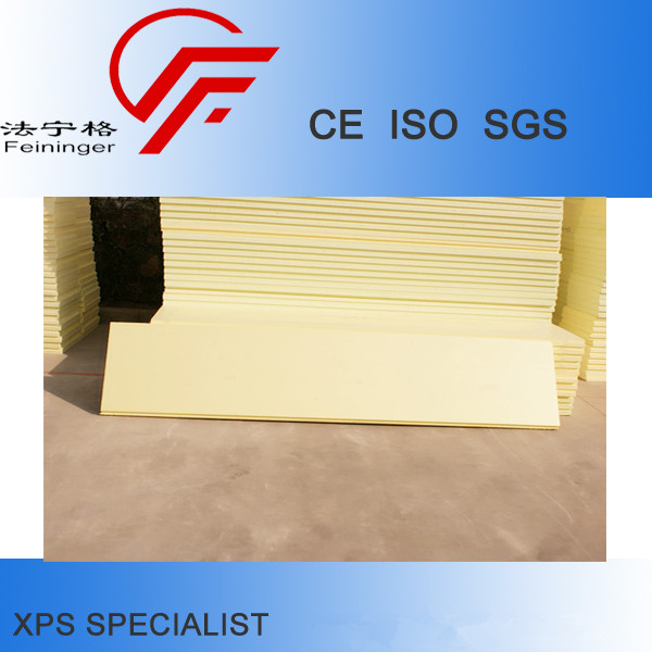 High quality XPS foam board, High density XPS insulation board