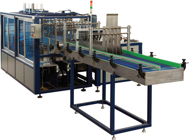 CE approved Automatic Carton Packaging Machine(MWD - XB15)