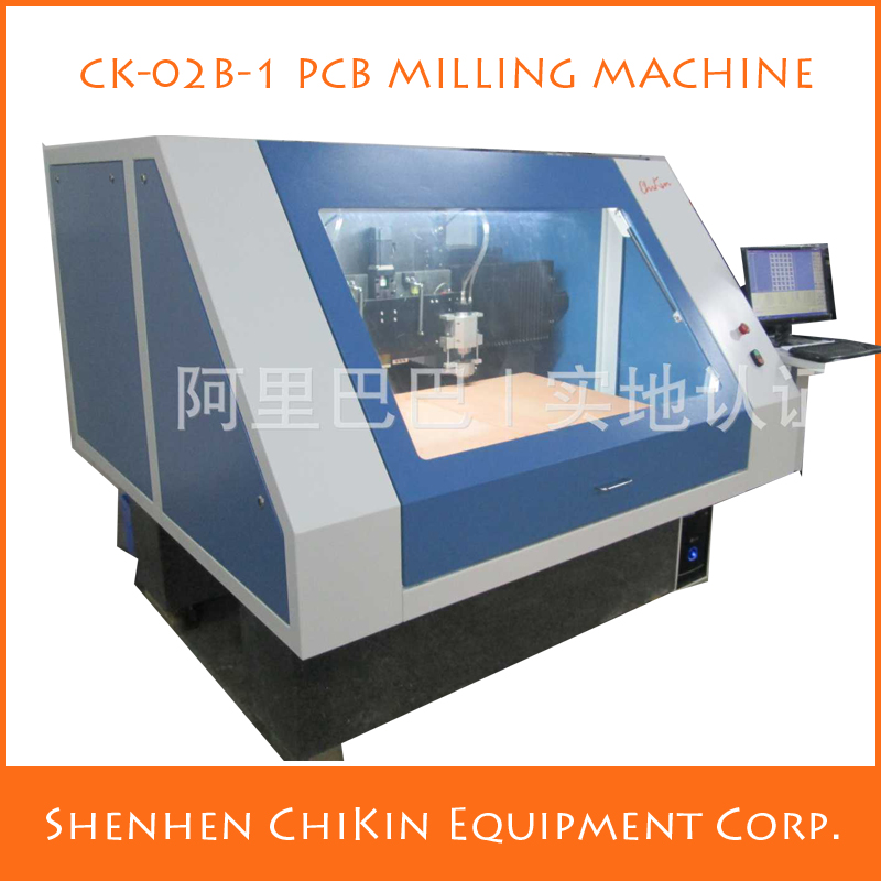 2 Heads CNC PCB Drilling & Routing Machine for Sale