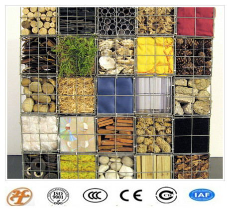 High Quality Welded Gabions With PVC Coated On HOT SALE!!!
