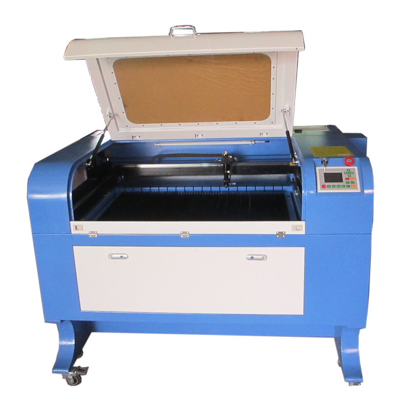 80w 900*600mm laser cutter machine for plywood, acrylic