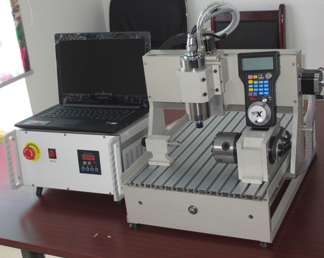 CNC 3040 Router Engraver  Drilling and Milling Machine