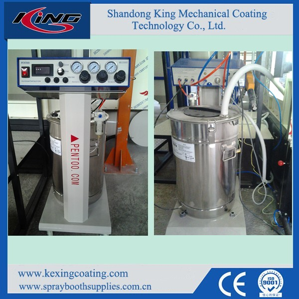hot sale powder coating spray gun