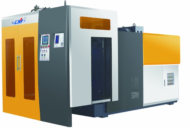 Full- Automatic Extrusion Blow Molding Machine