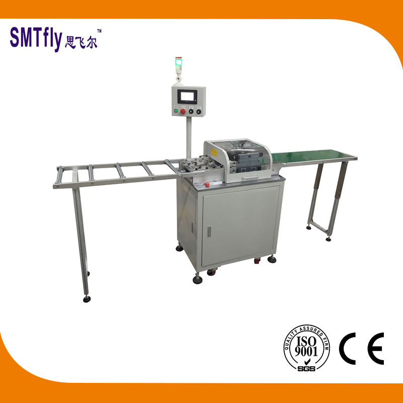 pcb depaneling machine with multi group blades
