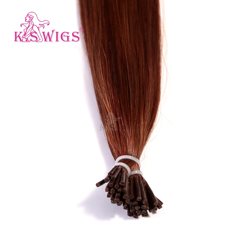 Competitive Price Keratin Hair I Tip Human Hair Extension Purchasing