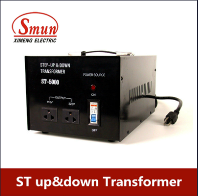 Power Tranformer Step up and Down 110-200V, 220V-110V