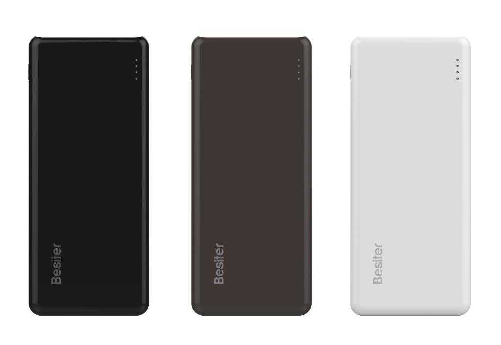 5000 mAh Polymer Power bank/Portable backup battery