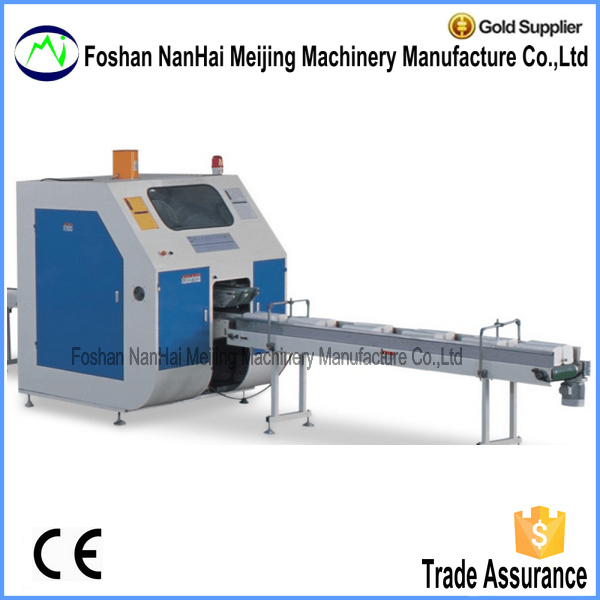 Full Automatic Hand Towel Band Saw Machine