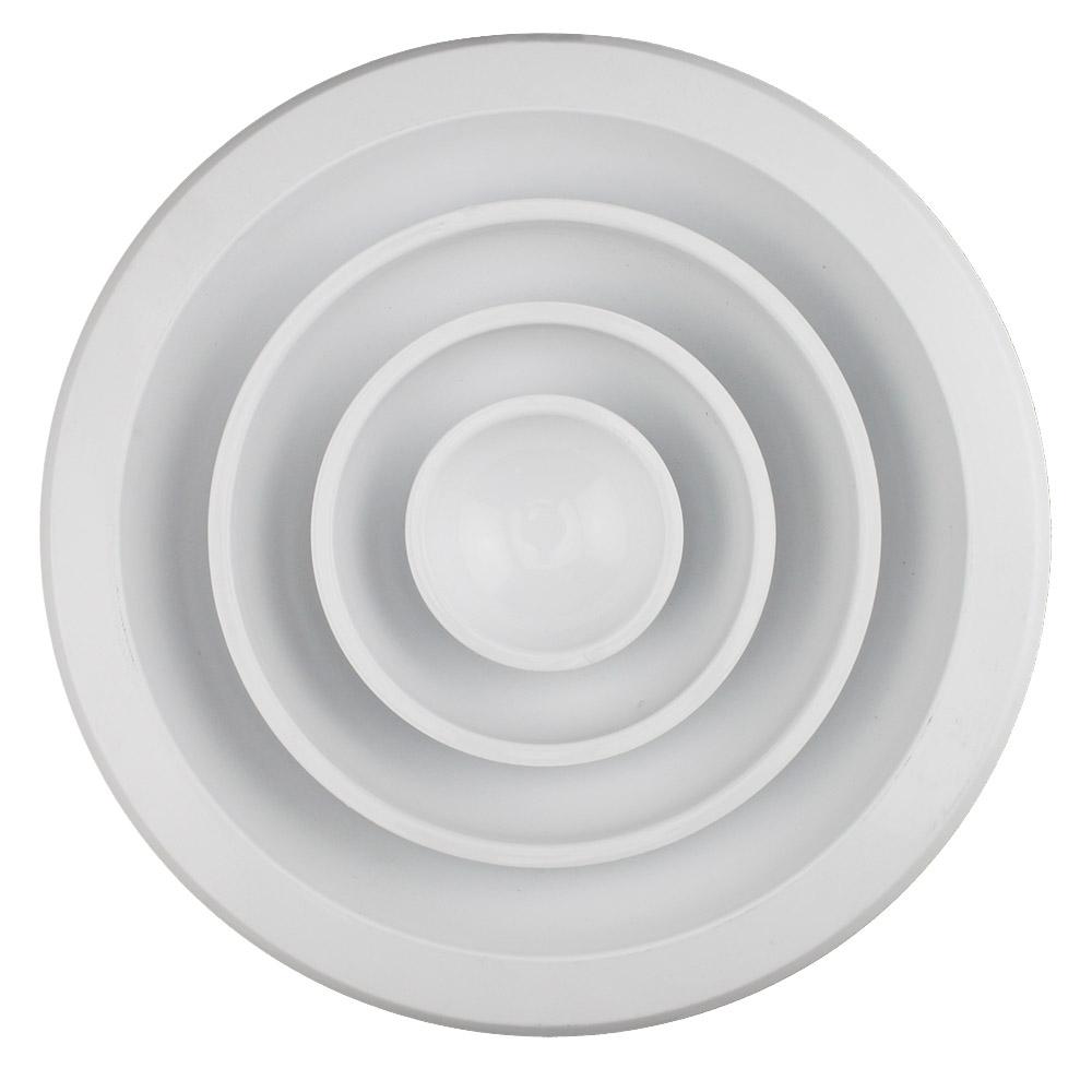 Aluminum Ceiling Supply Air Conditioning Round Vent Diffuser