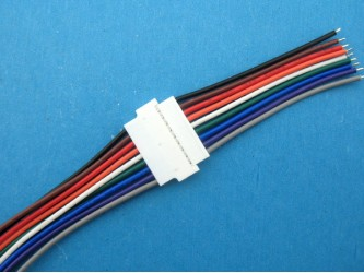 Enjoyable Robotics Wire Harness Cable Assembly With Molex 510060800 Male Wiring Digital Resources Ntnesshebarightsorg