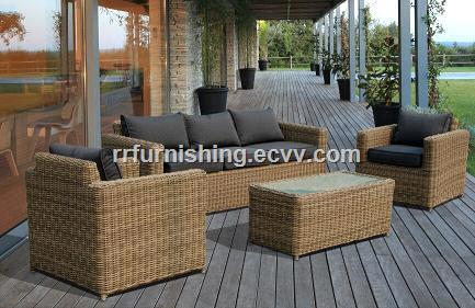 Admirable Luxury Rattan Garden Furniture Sofa Set Patio Conservatory Creativecarmelina Interior Chair Design Creativecarmelinacom