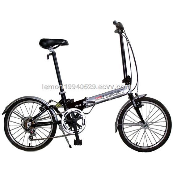 20inch Folding Bike with Alloy Frame