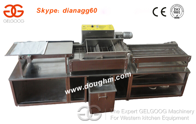 CE Approved Donut  Making Machine|Table Type Donut Maker for Sale