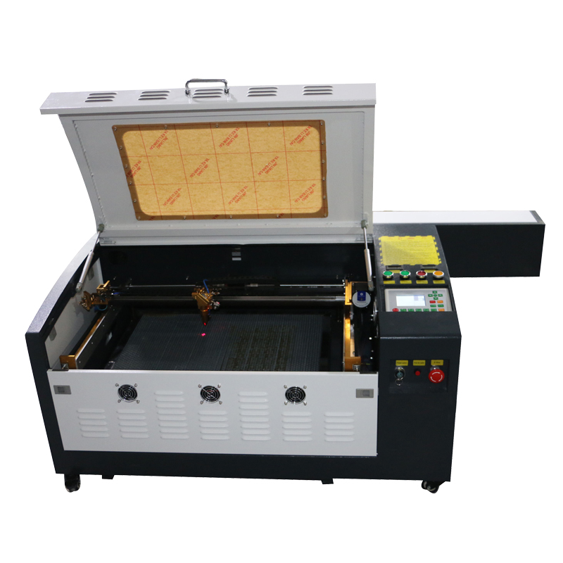 600*400mm laser engraving machine for glass, wine bottle, wood, acrylic