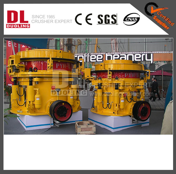 DUOLING (DL) 200TPH CONE CRUSHER BEST SELLING