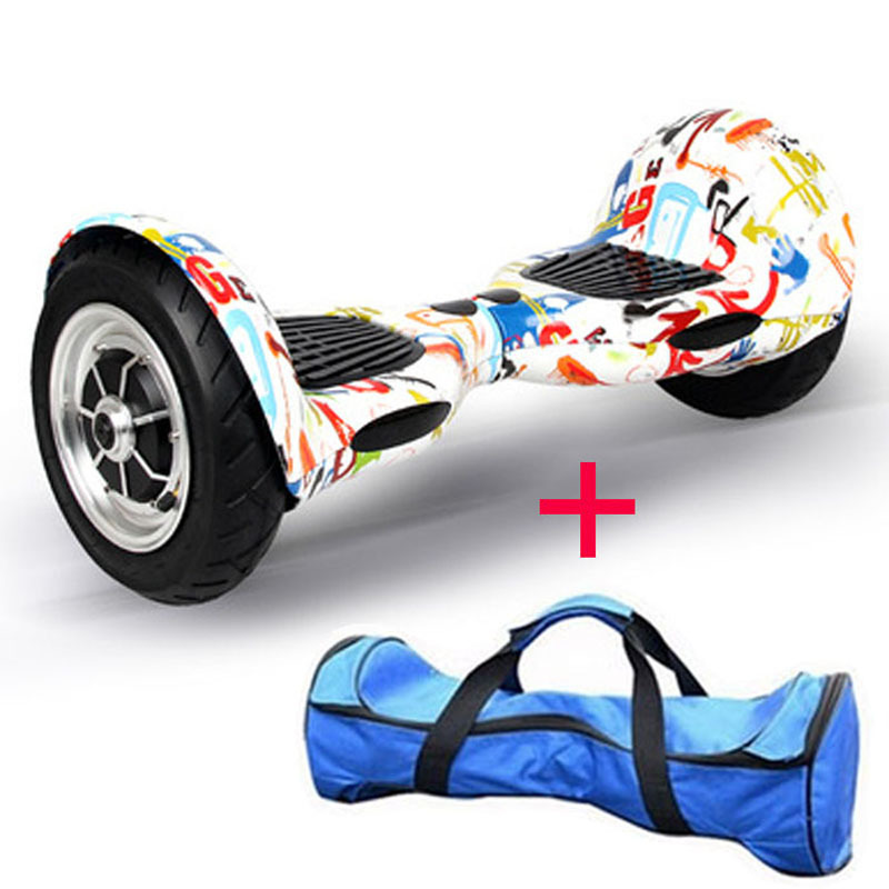 10 inch Self Balance Electric Scooter 48V Hoverboard Electric unicycle Standing Smart Drift Scooter